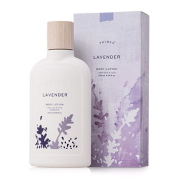 Thymes Lavender Large Body Lotion