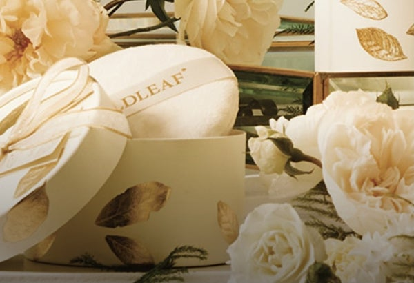 Thymes Goldleaf Collection