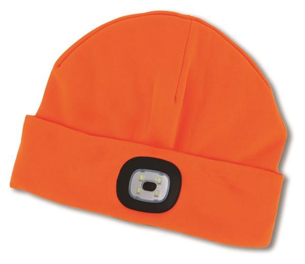 Orange Night Scope Hat