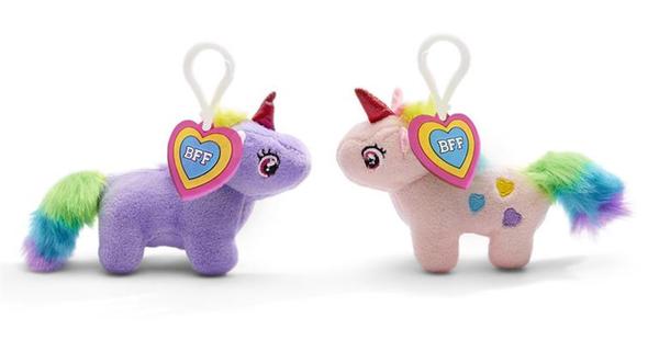 Friends Plush Unicorns