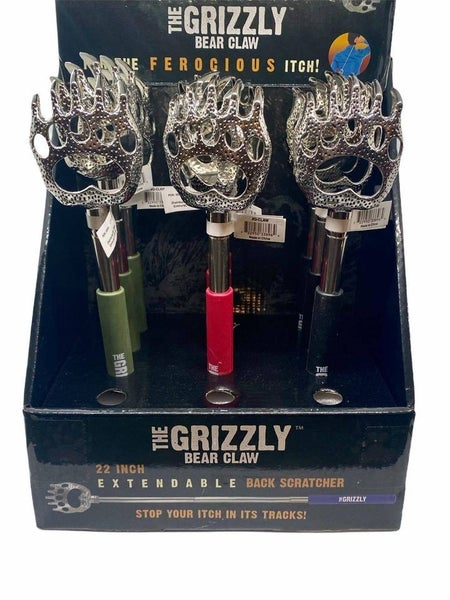 The Grizzly Bear Claw Back Scratcher