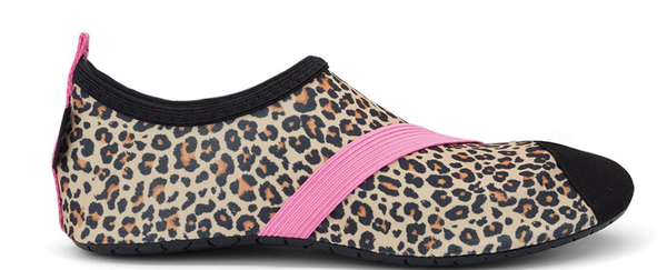 Special Edition Leopard Fitkick
