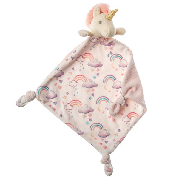 Little Knottie Unicorn Blanket