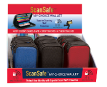 Scansafe Wallet
