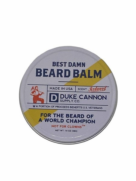 Best Dang Beard Balm