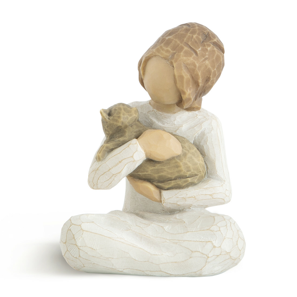 Kindness Girl Willow Tree