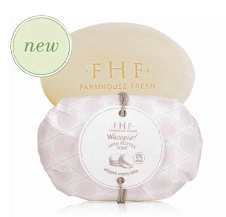 Whoopie Shea Butter Soap 5.25 oz