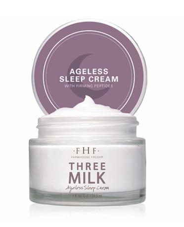 Three Milk Ageless Sleep Cream 1.7 oz