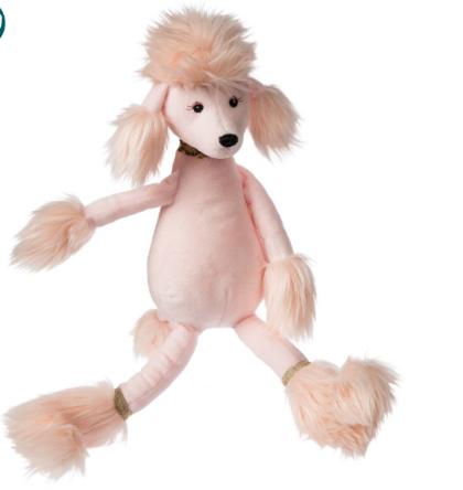 FabFuzz Bellissima Poodle