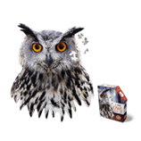 Puzzle I Am Owl