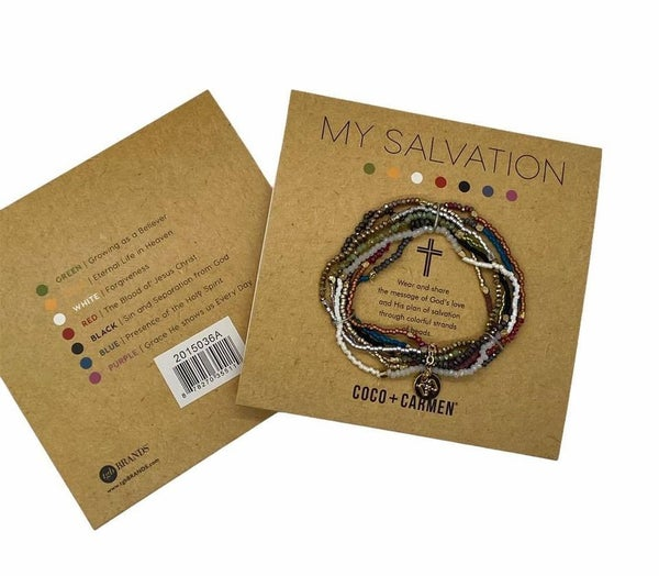 My Salvation Bracelet