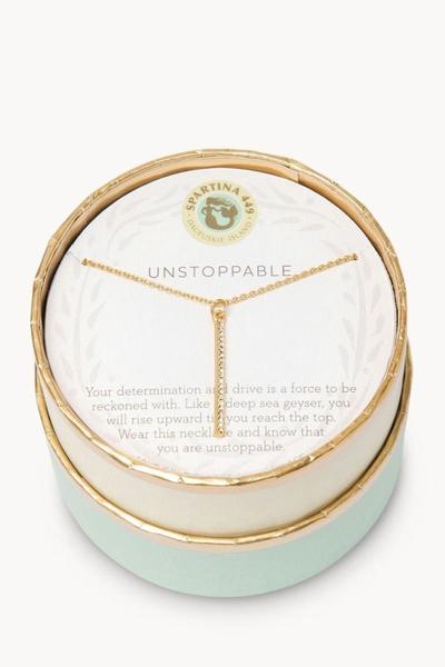 Sea La Vie Unstoppable Necklace Gold