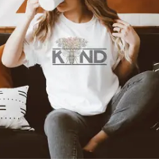 Spring Bee Kind Graphic T