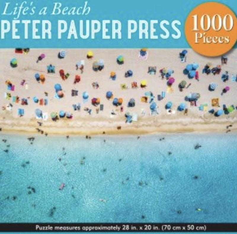 Peter Pauper Press 1000 Piece