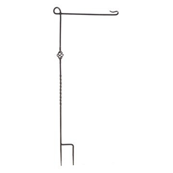 Cast Steel Garden Flag Stand***Local Pickup Only***