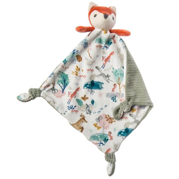 Little Knottie Fox Blanket