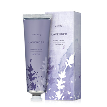 Thymes Lavender Large Hand Creme