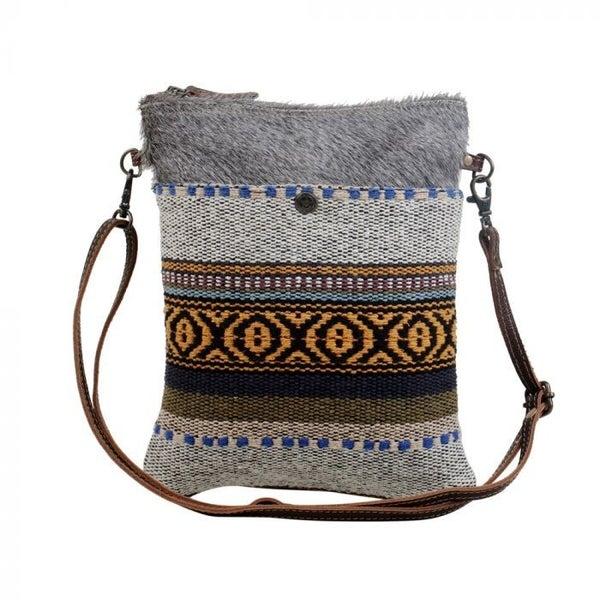 Tribal Pattern Small & Crossbody Bag
