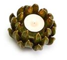 Small Succulent Candle Holder F ***Local Pickup Only***