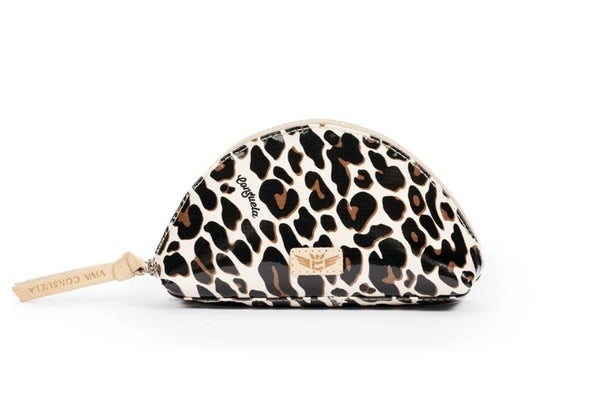 Medium Cosmetic Mona Brown Leopard