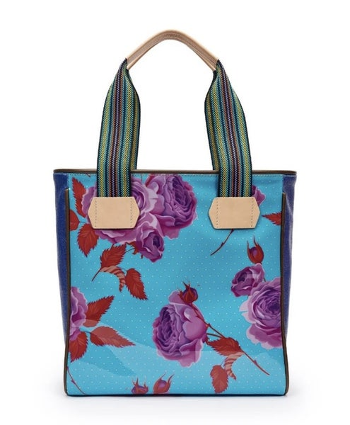 Classic Tote Mimi Flower Power