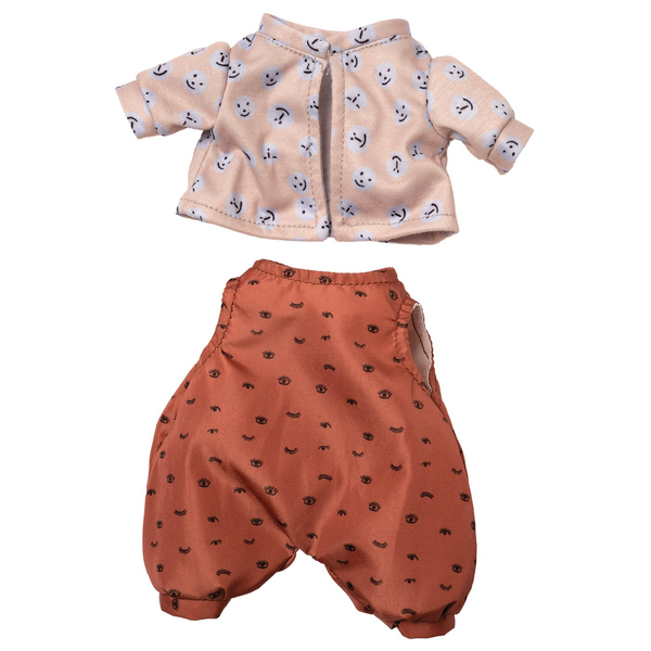 Wee Baby Stella Field Trip Outfit