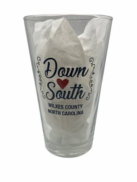 Down South Wilkes County Glass