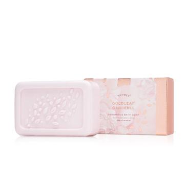 Thymes Goldleaf Gardenia Bar Soap