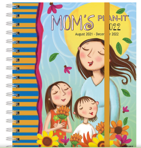Mom's 2022 17 Month Planner