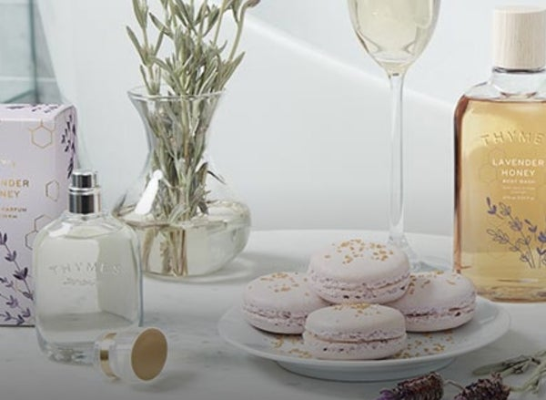 Thymes Lavender Honey Collection