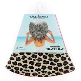 Reversible Travel Hat