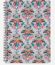 Vera Bradley Harry Potter Mini Notebook w Pocket Herbology