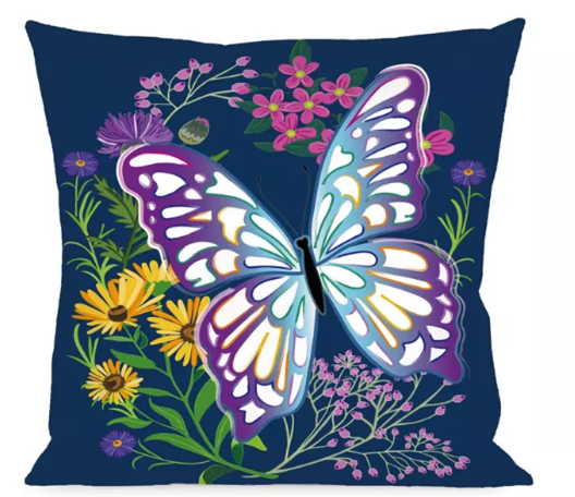 Interchangeable Pillow Cover