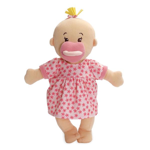 Wee Baby Stella Doll Peach