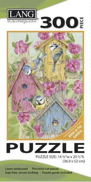 Lang Birdhouse Gate Puzzle 300 Pc