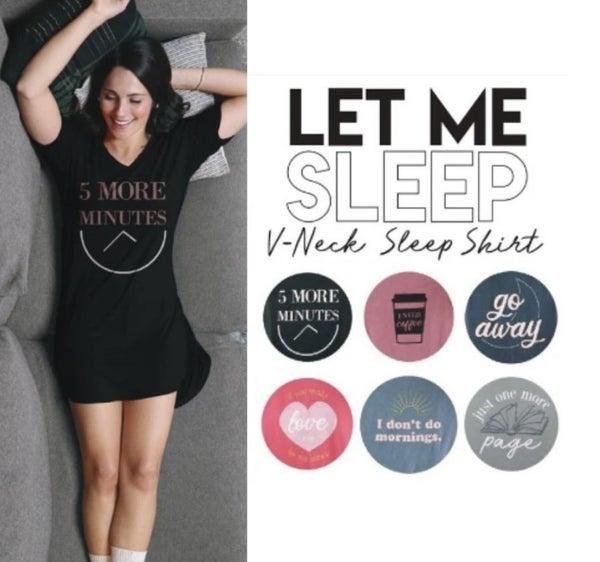 Hello Mello Sleep Shirt