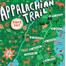 Appalachian Trail 750 Pc Puzzle
