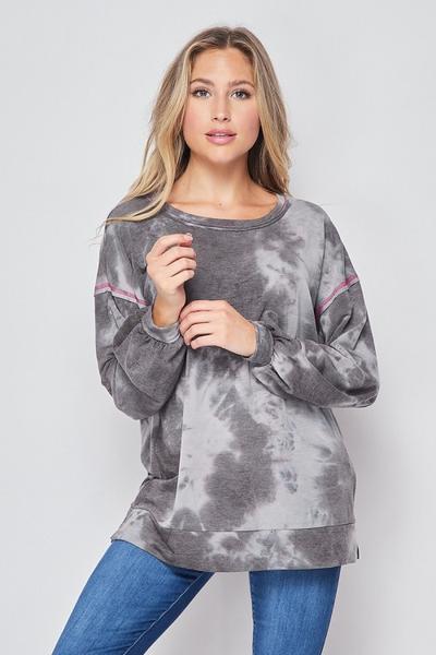Charcoal Grey Tunic