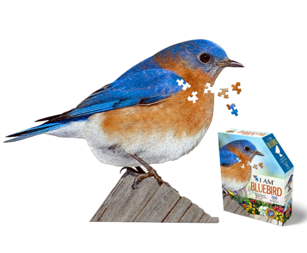 Puzzle I Am Bluebird
