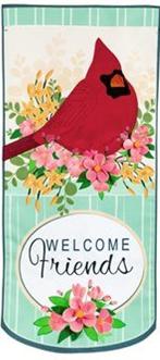 Spring Floral Cardinal Everlasting Impressions