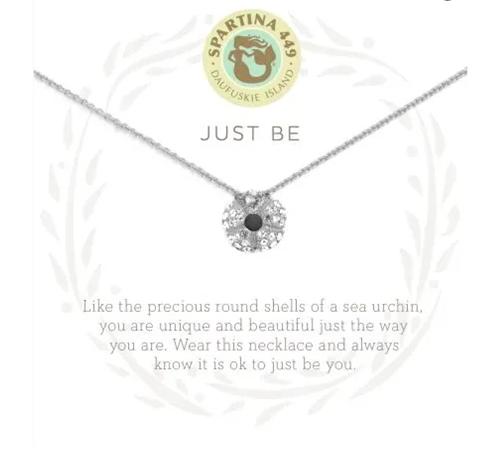 Sea La Vie Necklace Just Be Silver