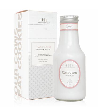 Sweet Cream Body Milk 10 oz