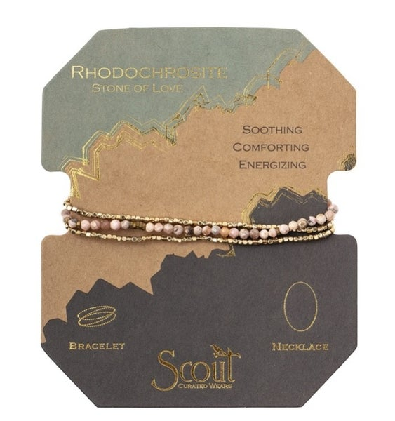 Scout Curated Wears Convertible Bracelet and Necklace