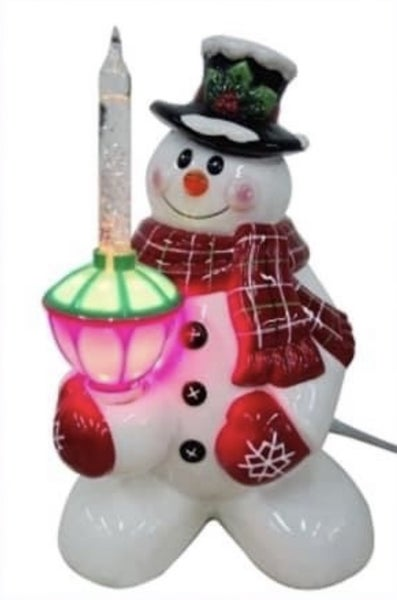 Snowman Bubble Light ***Local Pickup Only***