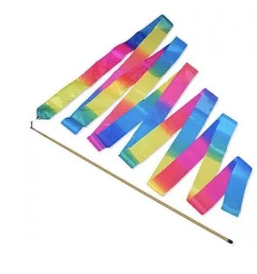 Dazzlers Rainbow Ribbon