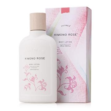 Thymes Kimono Rose Large Body Lotion