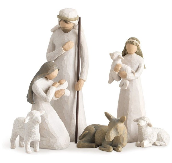 Nativity Willow Tree ***Local Pickup Only***