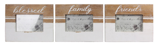 4 x 6 Photo Frame Assorted