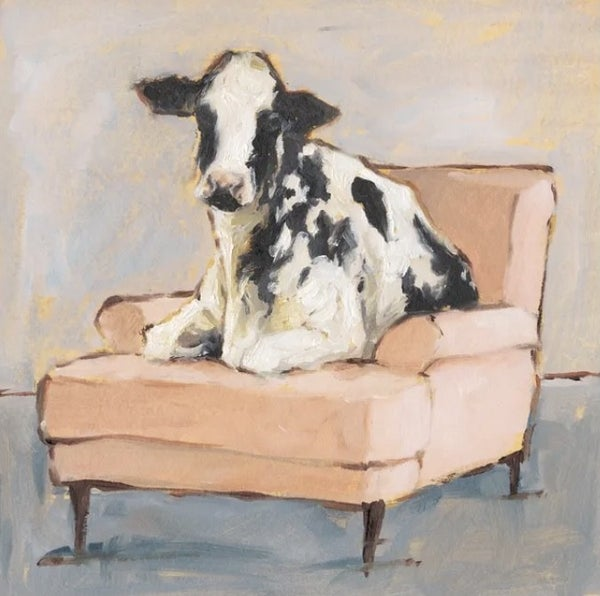 Mooving In Canvas ***Local Pickup Only***