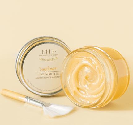 Sunflower Honey Butter